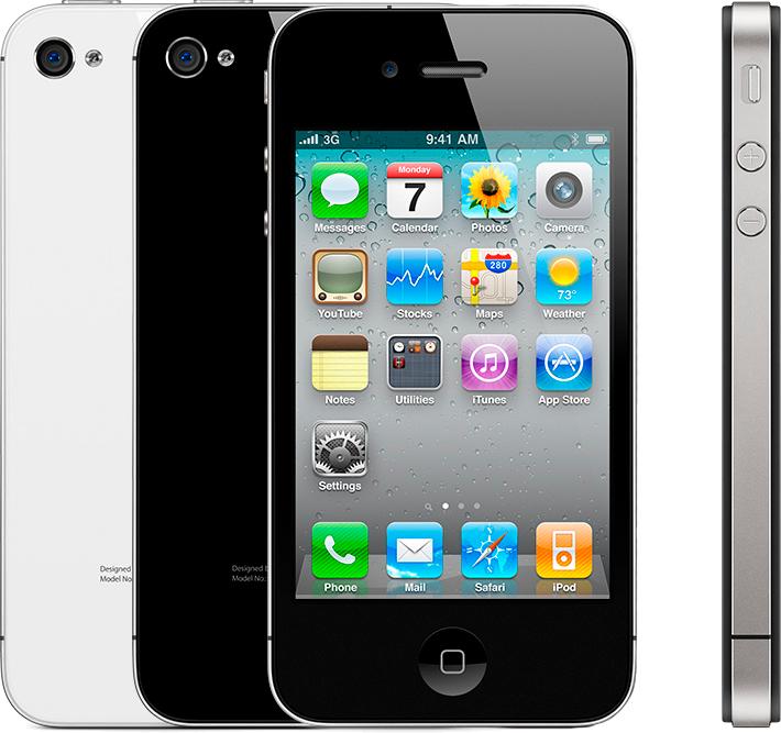 Ремонт iPhone 4 / 4S в Калининграде